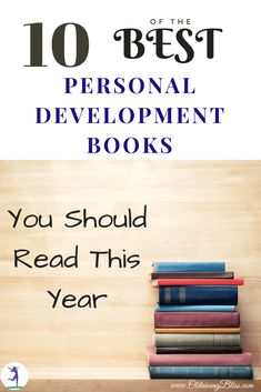 10 of the Best Personal Development Books You Should Read This Year