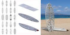 le surf est une affaire trop sérieuse pour l'imprimer en 3D   The Creators Project