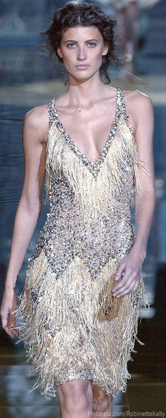 D1/Capitol Cocktail Dress  Original: Elie Saab Haute Couture | S/S 2006
