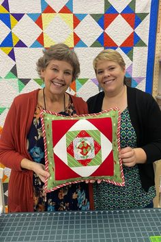 Join Jenny and Natalie in the replay of Missouri Star LIVE as they turn a single quilt block into an awesome accent pillow! Click the link below to watch the replay of Missouri Star LIVE now! #MissouriStarQuiltCo #MSQC #MissouriStarLive #QuiltedPillow #AccentPillow #Quilting #Quilt #QuiltBlock #QuiltTutorial #Sewing #DIYHomeDecor #QuiltPattern #Pillow #OrphanQuiltBlock #EasyQuiltProjects