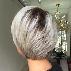 Feathered+Ash+Blonde+Bob