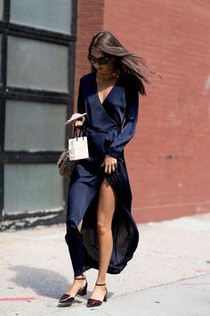 New York Fashion Week Street Style SS17