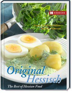 Original Hessisch - The Best of Hessian Food Dtsch.-Engl.