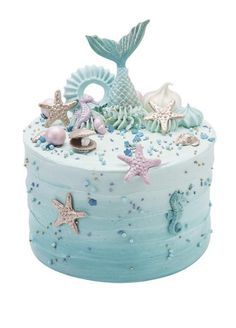 Mermaid Cake Inspiration Peggy Porschen