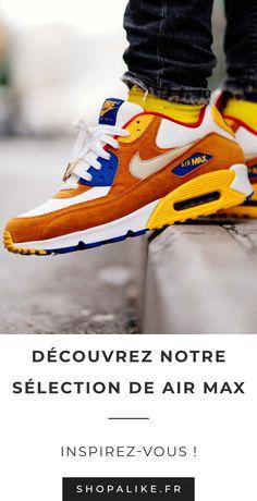 new style 5ca48 a7204 Découvrez notre sélection de Nike Air max   Air max 270, Air Max Thea,