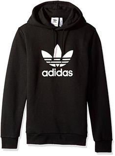 d25cfed853 adidas Originals Men s Trefoil Hoodie
