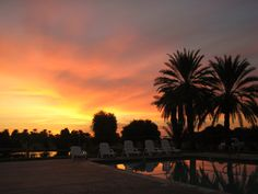 Oasis Palms RV Park At Thermal California
