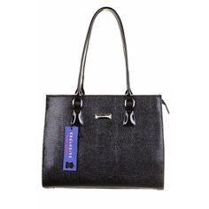 Elegantný model čiernej kabelky AC1162A