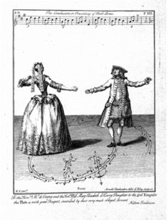 French Baroque dance is dance of the Baroque era (roughly 1600–1750), closely linked with Baroque music, theatre and opera.