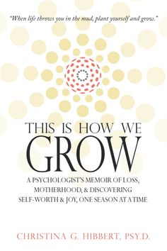 "I want to read this book! ""This is How We Grow"" Book, #TIHWG"