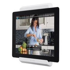 Belkin Fridge Mount for iPad 2, 3rd Generation, and 4th Generation with Retina Display Belkin http://www.amazon.com/dp/B005NHR6MU/ref=cm_sw_r_pi_dp_R.tsub1YQFGZH