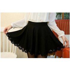 2014 high waist large swing sun umbrella skirt Women shorts