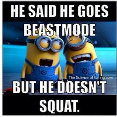 Hahahahaha love this!!!!  The story you shared with Dusti and I at the Ponds.....BEASTMODE!