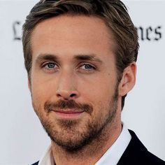 Hot Ryan Gosling Beard
