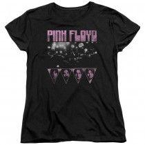 Pink Floyd Faces Women's T-Shirt