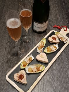 Foie Gras, Diy Food, Caramel, Entrees, Menu, Ethnic Recipes, Decoration, Inspiration, Cooking Recipes