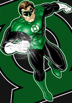 Hal Jordan Green Lantern by Thuddleston.deviantart.com on @DeviantArt