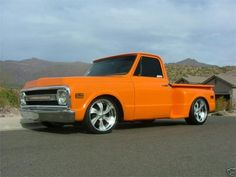 20's on a step side??? - The 1947 - Present Chevrolet & GMC Truck Message Board Network