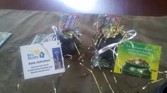 Lottery ticket #StPatricksDay #gift idea!