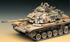 stylecolorful - NEW 1/35 USMC M60A1 with Passive Armor Academy Model Kit Military http://www.stylecolorful.com/new-1-35-usmc-m60a1-with-passive-armor-academy-model-kit-military-13240a/