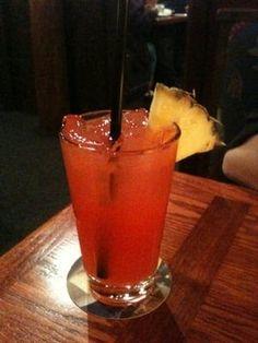 MAI TAI COCKTAIL Outback Copycat Recipe Serves 1 1 1/2 ounces Captain Morgan's spiced rum 1 ounce orange juice 1 ounce pineapple ...