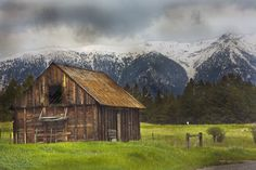 beautiful scenery -- Jackson Creek cabin, Montana