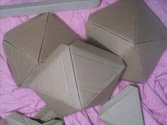 Iglu de carton