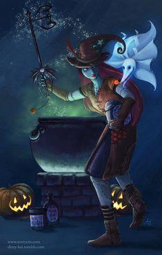 ArtStation - Disney Keyblade Warriors, Avery Ota