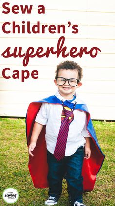 How to make a superhero cape in a snap b5f53a042