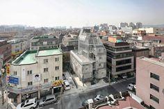 SsD - Songpa Micro Housing - Seoul, South Korea