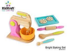 modern baby toys Leggia Pastel Baking Set by Kidkraft