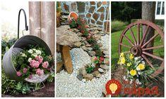 Toto vám budú susedia len ticho závidieť: Šikovní záhradkári ukázali nápady, ako premeniť obľúbené letné kvietky na najkrajšiu ozdobou záhrady! Ladder Decor, Plants, Gardening, Home Decor, Facebook, Decoration Home, Room Decor, Lawn And Garden, Plant
