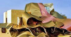 Avant-garde architecture & wine tour Rioja