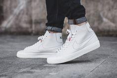 Nike Blazer Studio Mid Off White - 3759431