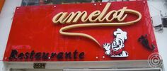 Camelot - a lunch place that has never disappointed me. Lunch Places, Disappointed, No Time For Me, Neon Signs, Restaurant, Diner Restaurant, Restaurants, Dining