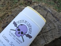 North Coast Organics {Death By Lavender Deodorant} This actually works! I put it to the test - a roller derby bout - and it passed, exceeding my expectations.