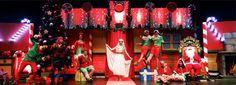 """""""Vaya Santa Claus"""", el musical infantil que está triunfando, estos días, en IFEJA"""