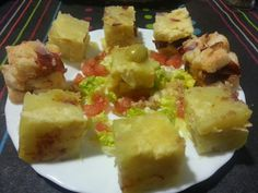Amanida de truita de patates