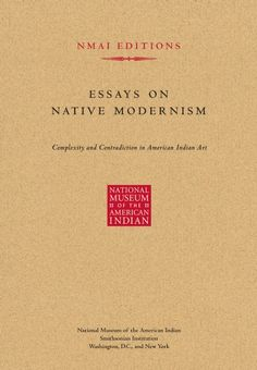 Essay on native americans