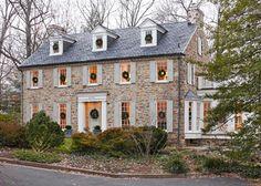 Love this house, stone colonial farmhouse, love it, love it!