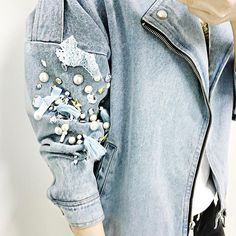 WEBSTA @ minusey - Beautiful details of the new denim jacket 💋...... . ... ...#minusey #instastyle #instafashion #fashion #style #fashiontrend #stylish #onlinestore #koreanfashion #beautiful #chic #fashiongram #fashionista #fashionblogger #fashionbrand #koreanstyle #ootd #pickoftheday #picoftheday #outfit #summer #spring #summer17 #spring17 #denim #jacket #denimjacket #koreanonlinestore #koreanfashion #minusey