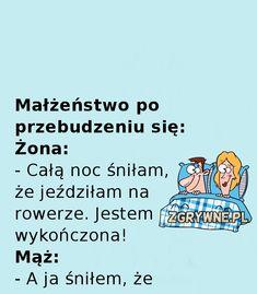Na Zgrywne.pl zamieszczamy różnorodne treści, niekiedy poważne i takie z przymrużeniem oka, którymi możesz podzielić się ze znajomymi... Weekend Humor, Cata, Life Quotes, Jokes, Lol, Funny, Humor, Picture Polish, Quotes About Life