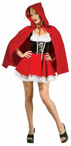 62711bfefc Juguetón Disfraz de Caperucita Roja Incluye  Vestido