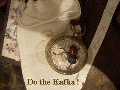Do the Kafka! Dublin, Steampunk, Pocket Watch, Art, Accessories, Art Background, Pocket Watches, Kunst, Gcse Art