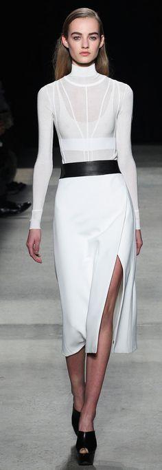 809df1fff6 narciso rodriguez fall 2015 New York Fashion, Runway Fashion, Fashion Show,  Fashion Outfits