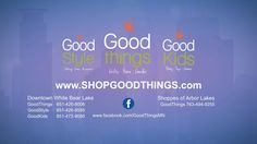 FEATURING MINNESOTA'S BEST KEPT SECRETS & BUSINESSES SINCE 2003! Up first we learn more about Goodthings in Maple Grove and Downtown White Bear Lake along with GoodKids and Goodstyle in Downtown White Bear Lake. Let's take a look. #GoodthingsEdition #AroundTownTV #AsFeatured