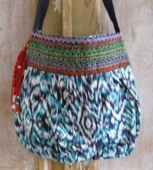 Beachy shoulderbag blue