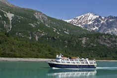Alaska's Inside Passage, the coastal route between Vancouver and the Gulf of Alaska on a 62 passenger cruise ship