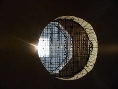 EN EL CENTRO DEL PANOPTICO ,MUSEO NACIONAL BOGOTA DC.