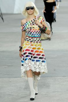Paris Fashion Week Spring 2014: The Looks We Love  - Chanel Spring 2014